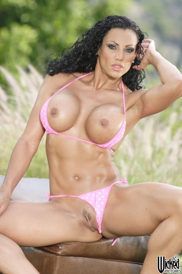 fitness girl anal