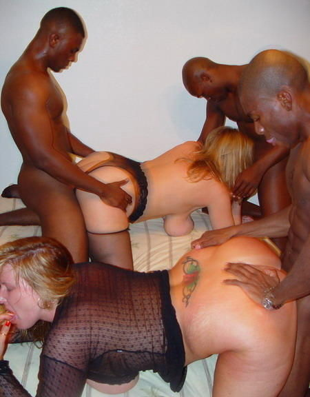 Black girl white men sex