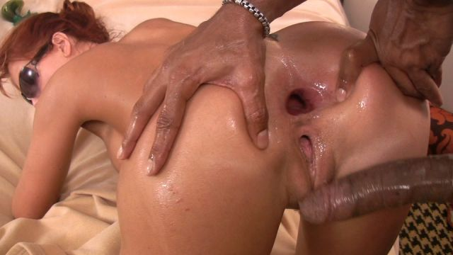 Redzilla bbc fucks this mixed rican thick juicy n hairy luv 9